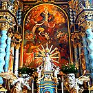 High Altar ~ Pilgrimage Church HPBG by The Creative Minds