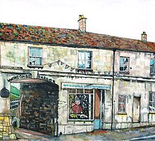 Rosie's House Winchcombe by doatley