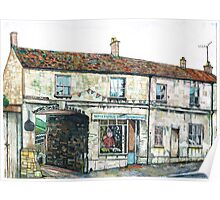 Rosie's House Winchcombe Poster