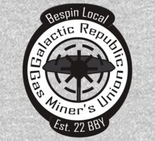 Bespin Local Gas Miner's Union by violett216