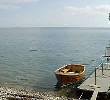 Rowing Boat by BlueEyePictures