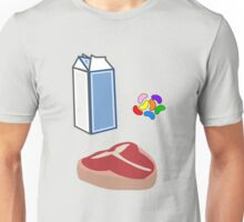 Milk Steak Unisex T-Shirt