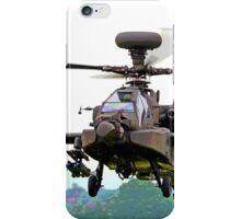 Apache 1 iPhone Case/Skin