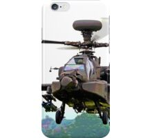 Apache 1 iPhone Case/Skin