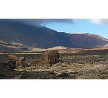 Tenerife National Park Photographic Print