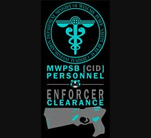 MWPSB CID (Psycho-Pass - Enforcer Clearance) Zipped Hoodie