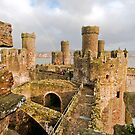Conwy Castle by Stephen Knowles
