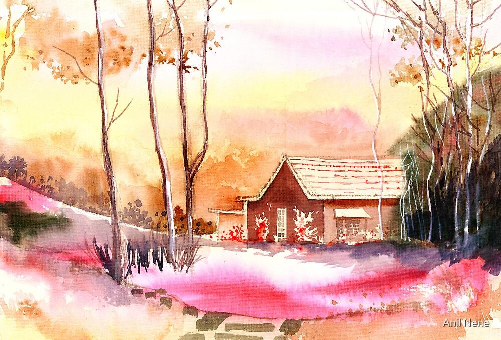 Rest house by Anil Nene