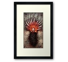 The Ecstasy Aquatic Framed Print