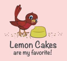 Lemon Cakes are my favorite! by JenSnow