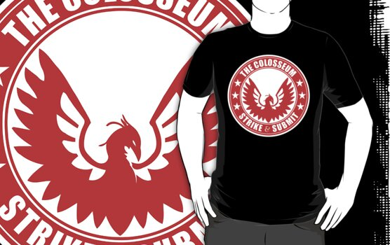 Colosseum Logo by LiamCullen