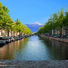 If Amsterdam had mountains... by pahas