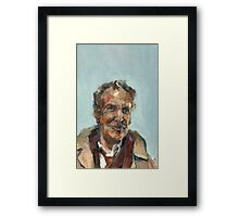 VINCENT PRICE: TALES FROM THE DARKNESS #4 Framed Print