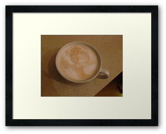 Lady Cafe` by Brenda Dahl