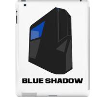 Blue shadow PC iPad Case/Skin