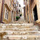 Old Town, Dubrovnik, Croatia by christazuber