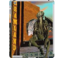 cthulhu in dreamland - part 1 iPad Case/Skin