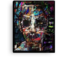 The Individualized Expression. Canvas Print