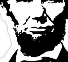 Classic Abe Sticker