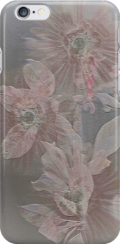 iPhone case of painting...Petals... by linmarie