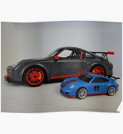 LEGO Car by MegaBloks Poster