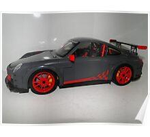 LEGO Car by MegaBloks Body Poster