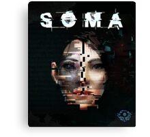 SOMA Game  Canvas Print