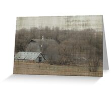 Farmstead Greeting Card
