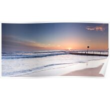 Good Morning - Newport Beach NSW Poster