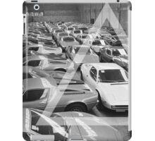 OVERFIFTEEN CAR COLLECTION iPad Case/Skin