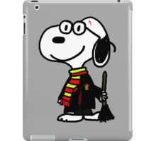 Snoopy Potter iPad Case/Skin