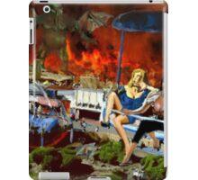 cthulhu in dreamland - part 2 iPad Case/Skin