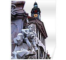 Ljubljana, Slovenia Poster