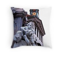Ljubljana, Slovenia Throw Pillow
