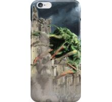 krynoid at canterbury cathedral iPhone Case/Skin