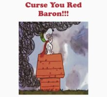 Curse you Red Baron! by santo131