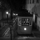 Tram in Lisbon by Pawel J