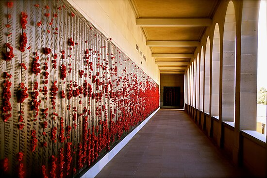 Canberra War Memorial by Matt Hill