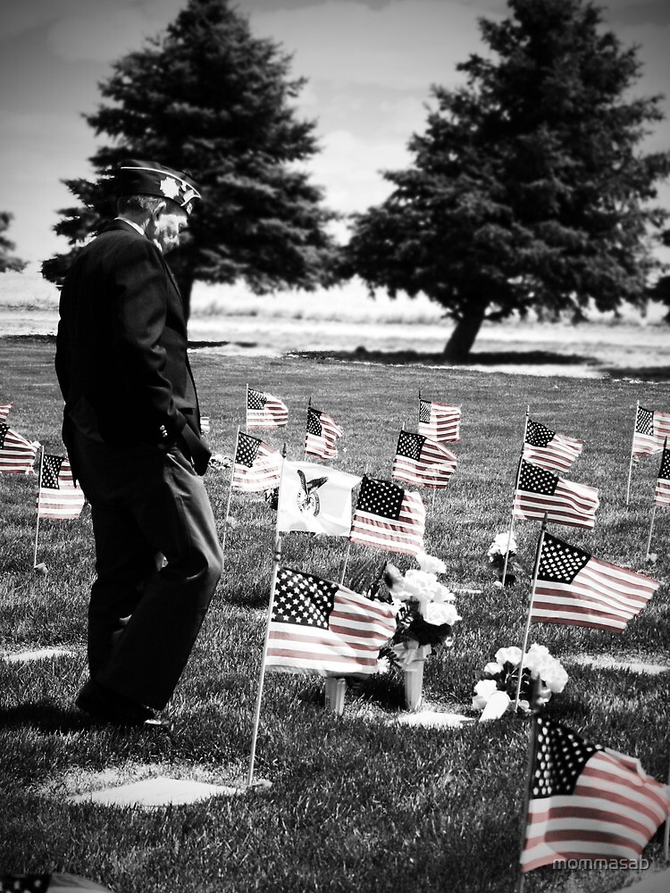 Remembering with Honor by mommasab