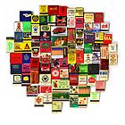 &quot;82 Matchbooks&quot; by XRAY1