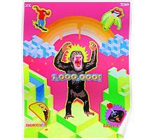 """""""Ape Escape"""" Poster"""