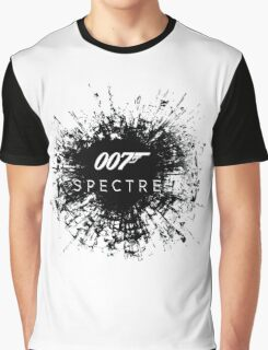007 spectre Graphic T-Shirt