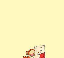 Tigger and Pooh by yuyi472