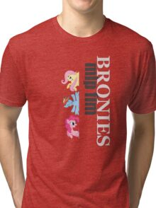bronies Tri-blend T-Shirt
