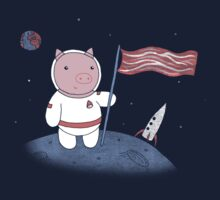 One Small Step for Ham Baby Tee