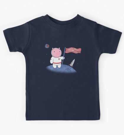 One Small Step for Ham Kids Clothes