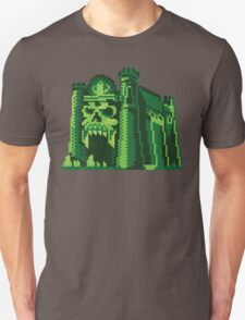 By the Pixel of Grayskull Unisex T-Shirt