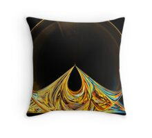 The Golden Loonie Award Throw Pillow