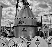 Liquid Kryptonite by Daniel Owens