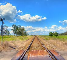 Track to Nowhere by Sharon Brown